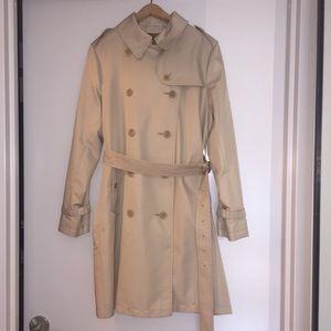 "Authentic Burberry ""Annika"" classic trench coat"